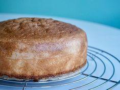 Glutenfri tårtbotten Gluten Free Cakes, Gluten Free Desserts, Cookie Desserts, Gluten Free Recipes, Lchf, Some Recipe, Bread Baking, No Bake Cake, Vanilla Cake