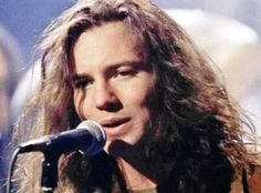 Eddie Vedder- Unplugged, performing Black. One of my favorite all time performances.