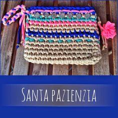 La cartera Hippie-Chic. El bolso del verano!: Santa Pazienzia