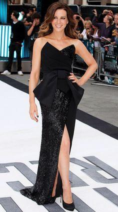 Kate Beckinsale in Donna Karan Atelier