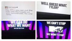 Hahhaha MTV