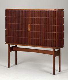 Palle Suensson; Teak Cabinet for F. L. Smidth & Co., 1957.