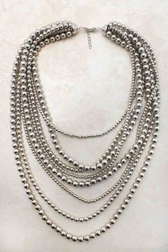 Isabella Statement Necklace | Emma Stine Jewelry Necklaces