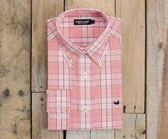 Sutton Plaid Dress Shirt - Wrinkle Free