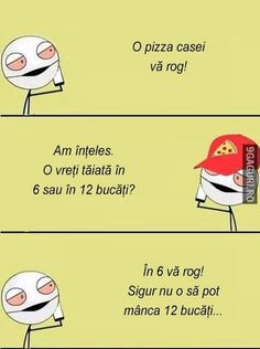O pizza vă rog! Love Memes, Funny Images, Funny Quotes, Jokes, Family Guy, Lol, Humor, Comics, Funny Things