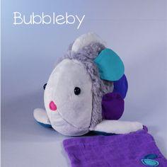 bubbleby  #doudou #déco #poisson