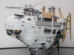 Ian McQue: Last Airborne - Awesome scratchbuild