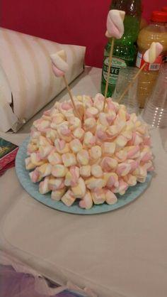 Marshmellow display