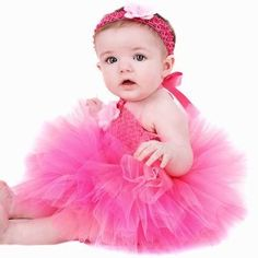 Buy now Apple Berry Pie Tutu Dress for your little baby on her first birthday and make her feel like an angel   Size: 6-12 Months
