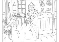 Van Gogh : La Chambre