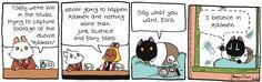 Breaking Cat News by Georgia Dunn for Jun 22, 2017 | Read Comic Strips at GoComics.com