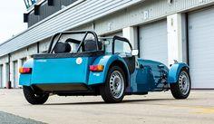 軽自動車規格で「セブン 160」国内デビュー|Caterham ギャラリー