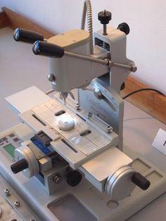 Less Stress mini rimless Drill, Milling Machine