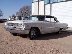 1963 Ford Galaxie 500 XL Convertible