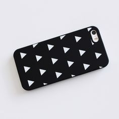 { iPhone 5/5s } | Triangle Phone Case ➳ Item Description: This is a tumblr…