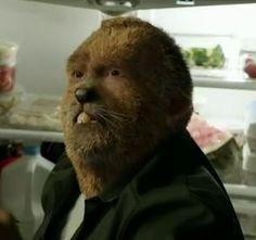 Eisbiber (Bud): German - Ice Beaver; Beaver-like Wesen