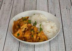 Indiai curry csirke