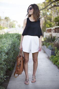 Caminando por los canales de Venice. Street style outfits. Looks de street style. Fashion Blogger
