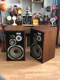 Pioneer hpm-100 speaker Audiophile, Cabo, Decoration, Liquor Cabinet, Nostalgia, Vintage, Retro, Furniture, Home Decor