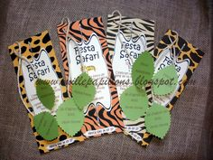 tarjetas para fiesta safari - Buscar con Google