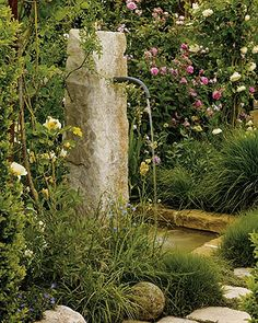 Landscape Water Features | Water Features Enhance Landscaping in New England