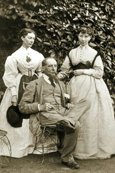 Dickens and Daughters, Mary & Kate