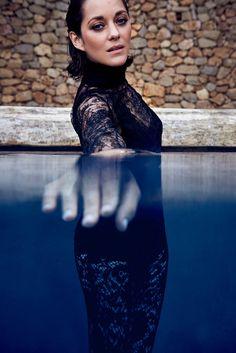 Marion Cotillard by Ryan McGinley for Porter Magazine #11 Winter 2015 10