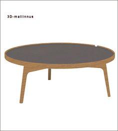 Raquet-sohvapöytä