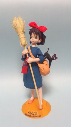 kikis delivery service papercraft