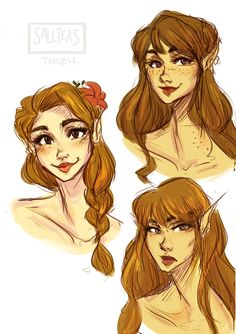 The beautiful Archeron sisters– determined, strong Feyre; sweet, sweet Elain; and cold, calculating Nesta.