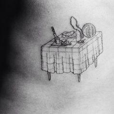 #tattoo #szymon #tuszzarogiem