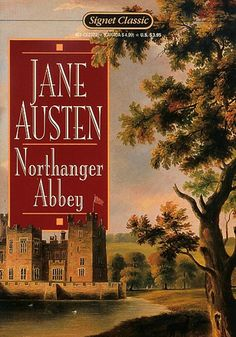 Looking for a good example of a Gothic novel to read with Northanger Abbey?