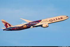 Boeing 777-3DZ/ER - Qatar Airways | Aviation Photo #4123385 | Airliners.net