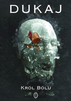 """Jacek Dukaj """"Król bólu"""".  Piętnaście lat twórczości Jacka Dukaja w ośmiu utworach przekraczających granice wyobraźni i człowieczeństwa."""