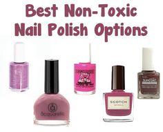 Best Non-Toxic Nail Polish Options - Wellness Mama
