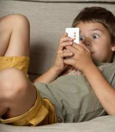 Have you ever though of making out how much time your child spends in playing mobile phone games? Did you find the question unimportant or rather weird? Well, it is none of them – neither unimportant nor weird. In fact,  #childsafety #cellphoneaddiction