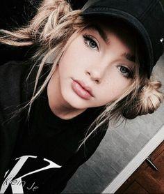 Imagem de girl, beauty, and makeup
