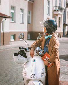 Daydreamer.  I was uncertain about posting this picture but it features my thoughts so well: I'm not sure where I'm going but I'm on my way. . . . #stayandwander #vespagram #warszawa #notebooks #warsawlovers #saturdayvibes #blondesdoitbetter #sheisnotlost #travelstroke #thefairytalebloggers #warsawlovers  #wanderlusting #polishgirls #polskadziewczyna #travelingladies #ladiesgoneglobal #vespalife #thetravelwomen #travelgirlsgo #parisianstyle #rsa_ladies #tv_living #girlswhotravel #warsawgirl…
