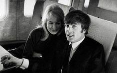 Wife of John Lennon whose 10-year relationship fell apart when he met Yoko Ono