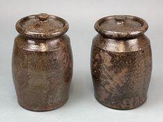 Stoneware, Virginia, Jar, Decor, Decoration, Decorating, Ceramica, Jars, Glass