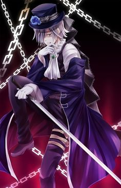 Pandora Hearts Xerxes Break