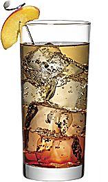 Rêve à la pêche - Recette du cocktail | SAQ Espace Cocktail