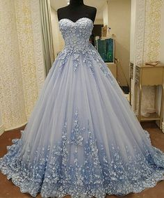 Plus Size Prom Dress, quinceanera dresses,lovely wedding dress,ball gowns wedding gowns Shop plus-sized prom dresses for curvy figures and plus-size party dresses. Ball gowns for prom in plus sizes and short plus-sized prom dresses Blue Ball Gowns, Ball Gowns Prom, Ball Dresses, Bridal Dresses, Evening Dresses, Prom Dresses, Dress Prom, Blue Gown, 15 Quinceanera Dresses