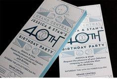 Surprise by danielle aldrich via behance love the use of color graphic design graphic design ideas birthday invitation graphic design ideas picture stopboris Gallery