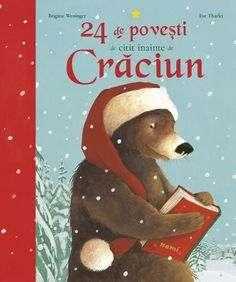 24 Stories for Advent by Brigitte Weninger, available at Book Depository with free delivery worldwide. Christmas Tale, Christmas Books, Advent Season, Santas Workshop, Mini Books, Short Stories, Childrens Books, Good Books, Editorial