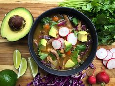 Foodist Approved: Mexican Pozole Soup Recipe | Summer Tomato