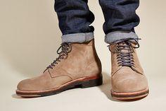 Alden Shoe Company Spring/Summer 2015 Collection