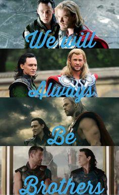 Fixed it. My new Thor and Loki edit.
