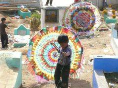 Barriletes Santiago Sacatepequez