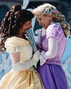 belle beauty and the beast rapunzel tangled